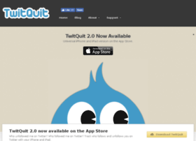 twitquit.co.uk