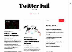 Twitter-fail.com