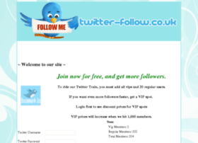 twitter-follow.co.uk