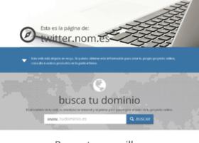 twitter.nom.es