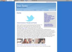 twitteranalysis.wikidot.com
