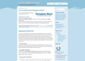 twitterbloggertemplate-templatesblock.blogspot.de