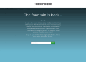 twitterfountain.com