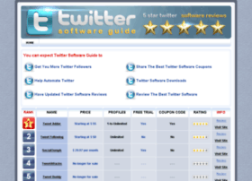 twittersoftwareguide.com