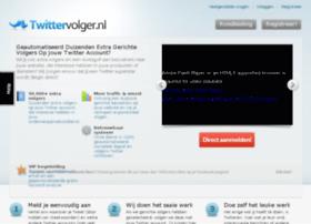 twittervolger.nl