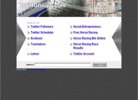 twittgroups.com