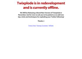 twixplode.com