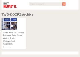 two-doors.dailymegabyte.com
