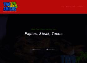 twoamigosrestaurant.com
