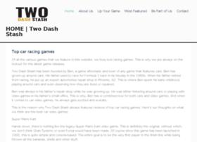 twodashstash.com