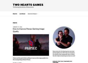 twoheartsgames.com