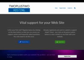 twoplustwohosting.co.uk