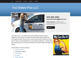 twosistersplus.com