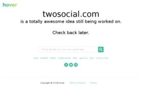 twosocial.com