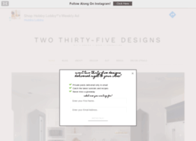 twothirtyfivedesigns.com