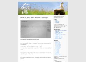 twothreesixfive.wordpress.com
