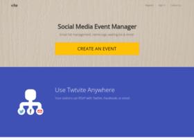 twtvite.com