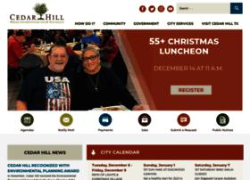 tx-cedarhill3.civicplus.com