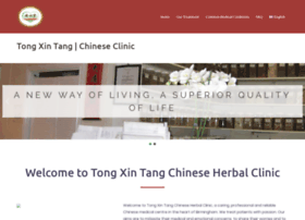txtchineseclinic.co.uk