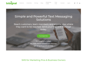 txtsignal.com