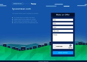 tycoonwar.com