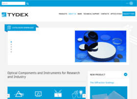 tydexoptics.com