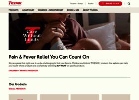 tylenol.com