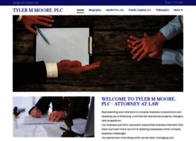 tylermoore.com