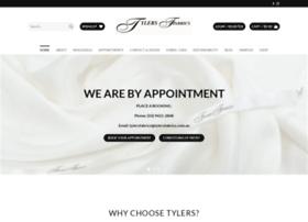tylersfabrics.com.au