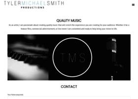 tylersmithcomposer.com