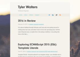 tylerwalters.com