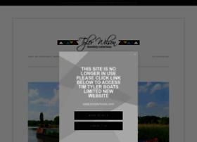 tylerwilsonboats.com