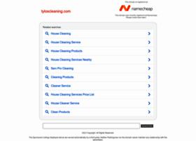 tyloscleaning.com