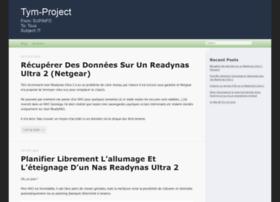 tym-project.fr