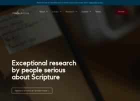 tyndale.cam.ac.uk