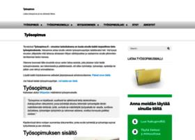 tyosopimus.fi