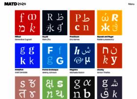 typefacedesign.net