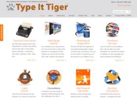typeittiger.co.uk