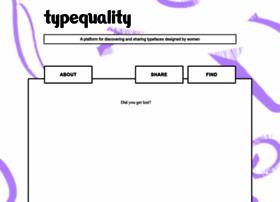 typequality.com