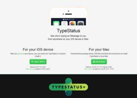 typestatus.com