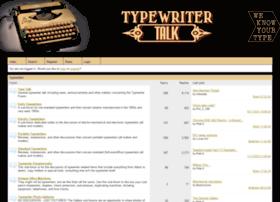 typewriter.boardhost.com