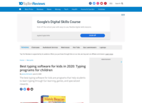 typing-for-kids-software-review.toptenreviews.com