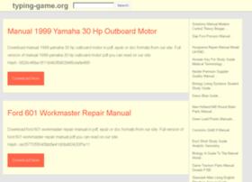 typing-game.org