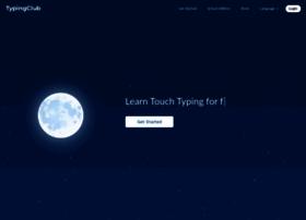 typingclub.com