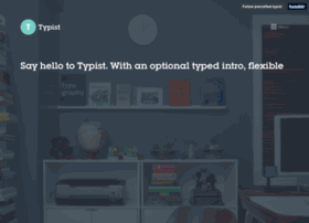 typist.precrafted.com