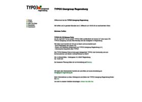 typo3camp-regensburg.de