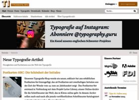 typografie.info