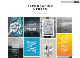 typographicverses.com