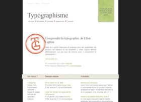 typographisme.net