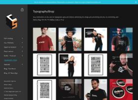 typographyshop.com